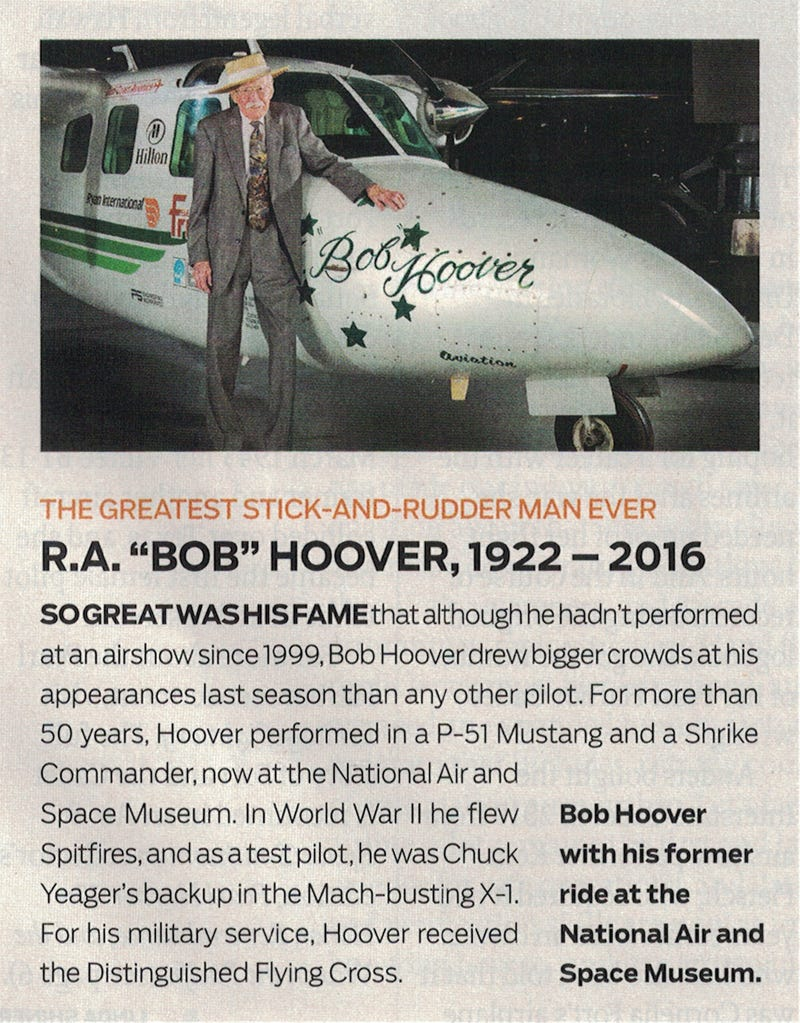 Illustration for article titled R.A. Bob Hoover