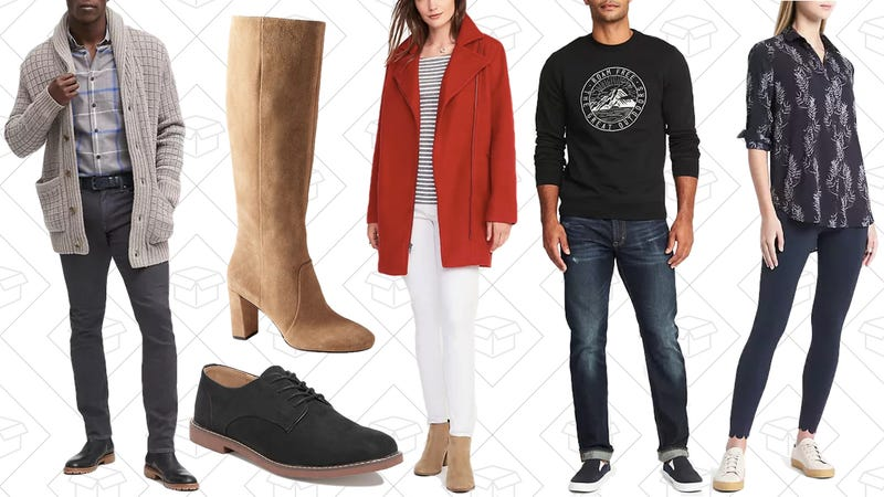50% off full-price items   Banana Republic50% off entire order   Old Navy