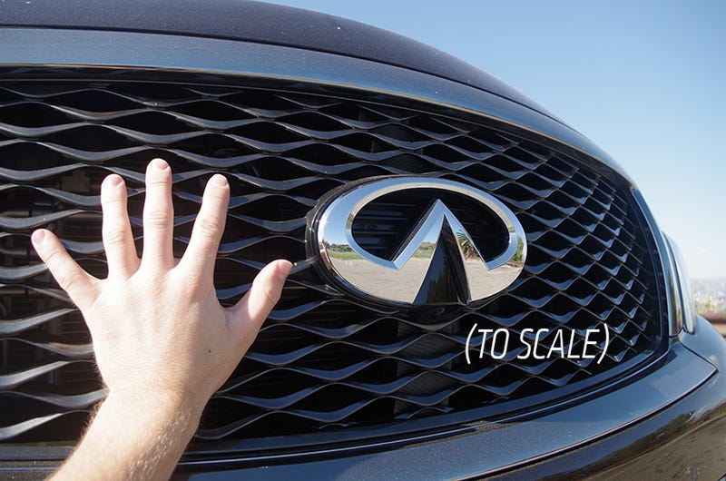 The Infiniti QX80 Is Like Waking Up On Monday Then Realizing It's