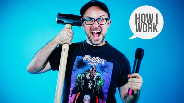 I m Franki Chan, Founder of IHEARTCOMIX, and This Is How I Work