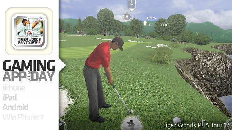 Illustration for article titled Tiger Woods PGA Tour 12 Brings Plenty of Touch to Its Golf Game