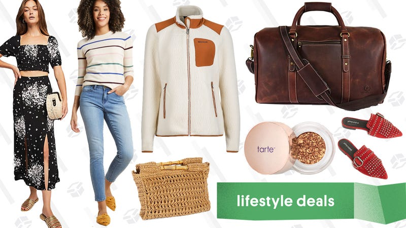 Illustration for article titled Tuesday's Best Lifestyle Deals: Marmot, Free People, Reebok, ModCloth, and More
