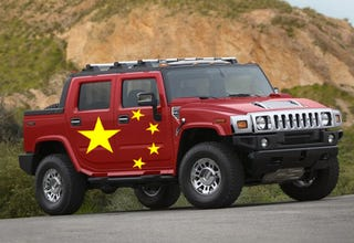 Illustration for article titled China Doesn't Want Hummer Either