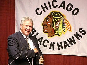 Illustration for article titled Blackhawks GM Fired For Not Following Example Set By Cubs