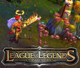 Illustration for article titled We're Giving Away Hundreds of League of Legends Beta Codes