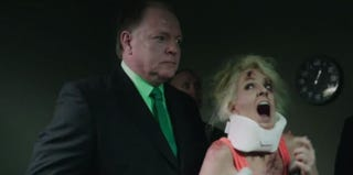 Screenshot from Mountain Dew commercial pulled after offending online viewers (YouTube)