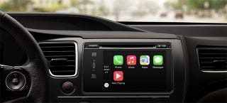 Illustration for article titled Apple Adds More Stuff To CarPlay Before You Get It In An Affordable Car