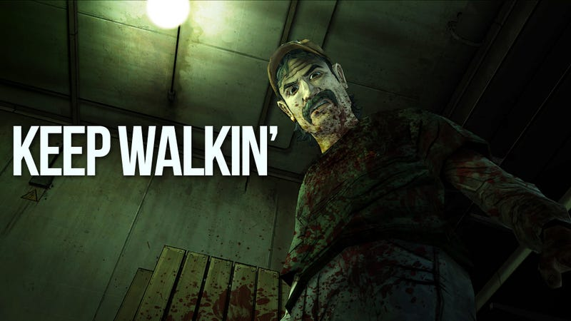 Illustration for article titled The Walking Dead Game Will Return This Month, More Brutal Than Ever