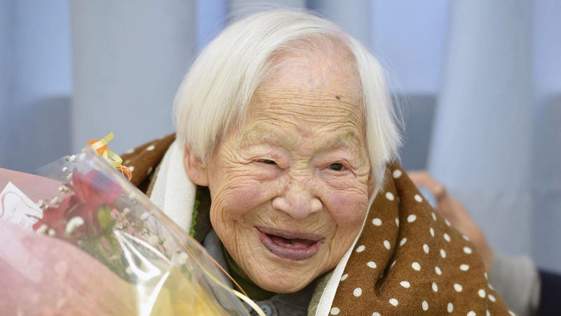 Illustration for article titled The World's Oldest Person Has Died At The Age Of 117
