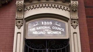 Mary McLeod Bethune Council House in Washington, D.C.NATIONAL PARK SERVICE