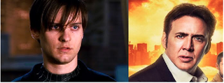 Illustration for article titled test - EMO Peter Parker and Left Behind's Nic Cage Seperated at Birth?!