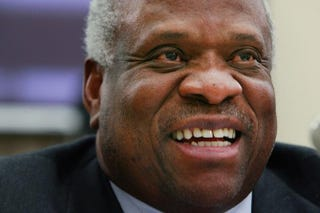Supreme Court Justice Clarence Thomas in 2007Chip Somodevilla/Getty Images