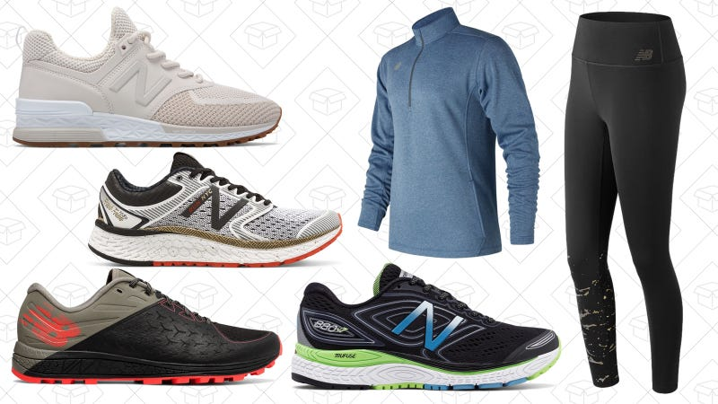 Extra 20% off recently reduced styles | New Balance | Use code RECYCLE