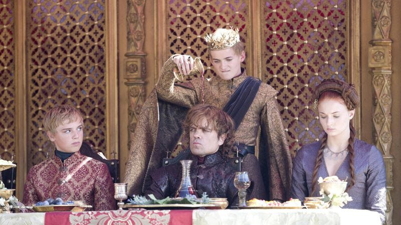 Illustration for article titled A Game Of Thrones-themed restaurant is opening in London
