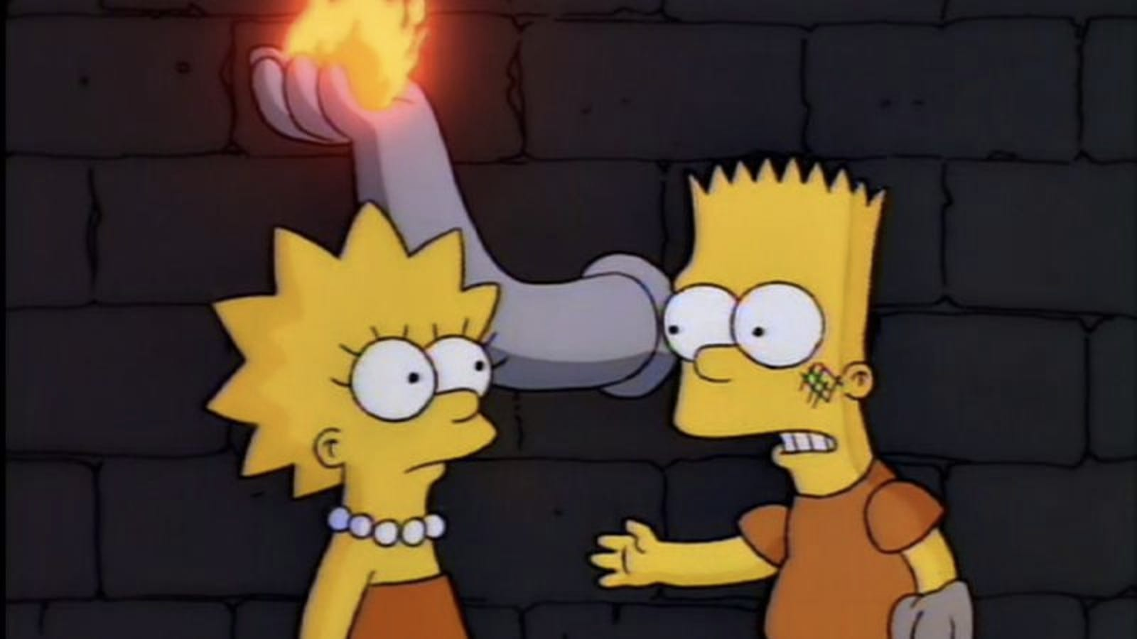 """the simpsons (classic): """"treehouse of horror iv"""""""