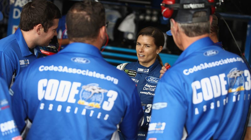 Danica Patrick out at Stewart-Haas Racing after 2017 — NASCAR breaking
