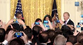 Illustration for article titled Telefoncsorda támadta meg Obama elnököt
