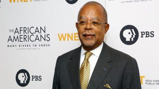 Henry Louis Gates Jr. attends the New York series premiere of The African Americans: Many Rivers to Cross, at the Paris Theater in New York City.Astrid Stawiarz/Getty Images