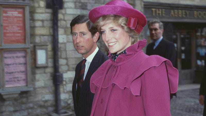 Prince Charles and Princess Diana in 1982 (Photo: Fox Photos/Hulton Archive/Getty Images)