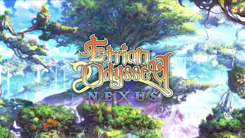 Illustration for article titled Etrian Odyssey Nexus Is Busting My Balls And It's Totally My Fault