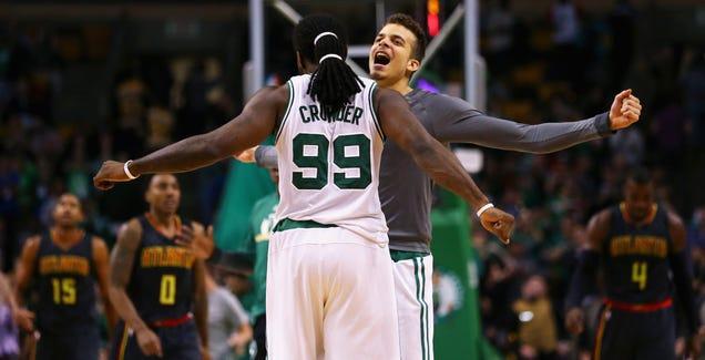 The Boston Celtics Will Soon Be Terrifyingly Good