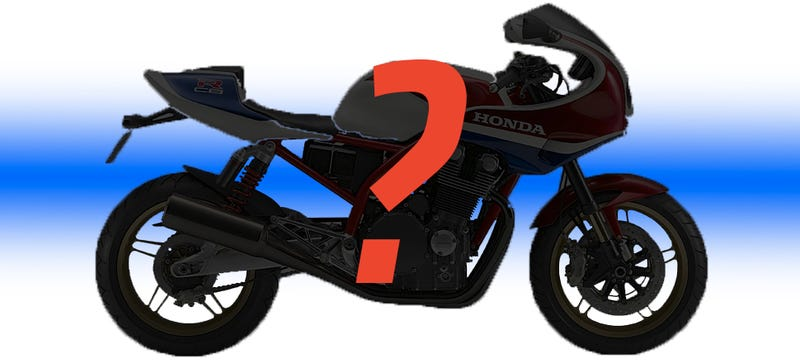 Honda's 2007 CB1100R might be a hint at the design direction of the company's next concept.