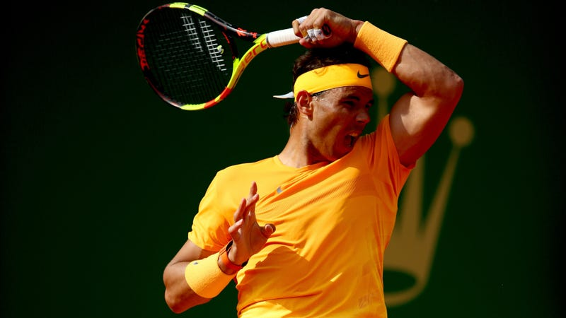 Illustration for article titled Rafa Is About To Do This All Over Again, Isn't He?