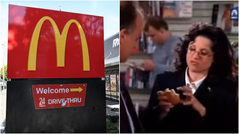 Illustration for article titled McDonald's serving Muffin Toppers prophesied by Seinfeld