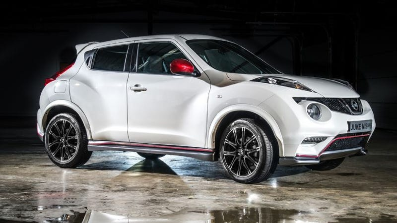 Illustration for article titled whats the oppo consensus on the Nismo Juke RS