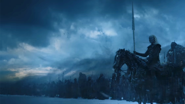 Here s What Happened the Last Time the White Walkers Invaded Westeros