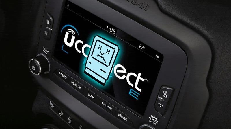 Fiat Chrysler Pushed A UConnect Update That Causes Constant
