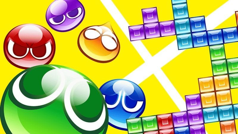 Illustration for article titled Puyo Puyo Tetris: A Brief Overview and Demo Impressions