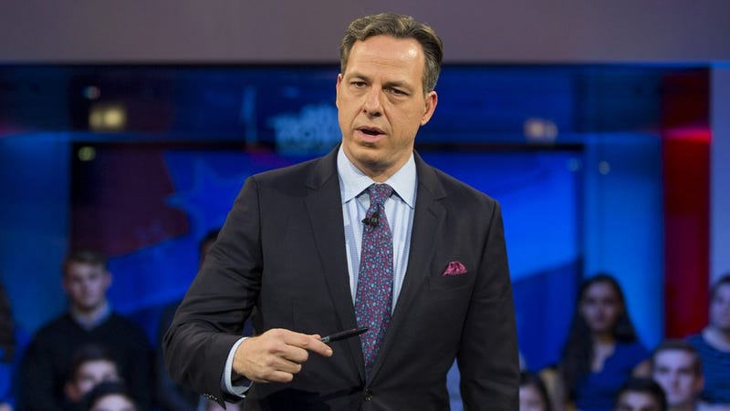Illustration for article titled CNN and Jake Tapper Neglect to Disclose Connections to PR Firm Behind Nick Sandmann's Statement, Signal Boost It Anyway
