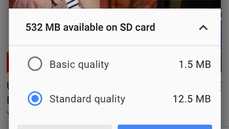 Youtube go downloads videos for offline viewing saves your data plan android few apps are less kind to your limited data plan than youtube if you want to download videos to watch offline you can subscribe to youtube red or ccuart Images