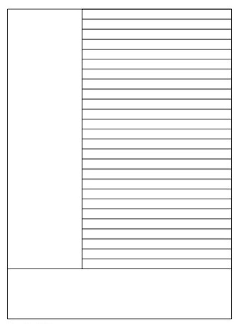 Meeting Note Taking Template daily routine template sample divorce – Meeting Note Taking Template