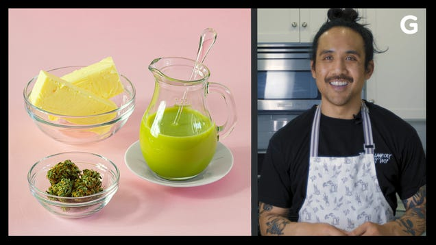 Wanna Bake? Here s How to Make Cannabutter to Celebrate 4/20 At Home