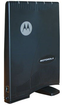 Illustration for article titled Motorola Unveils CPEi 100 Plug-and-Play WiMax Modem