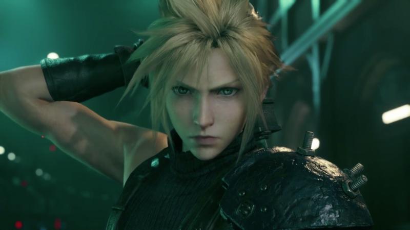 Illustration for article titled Final Fantasy VII Remake's Action-RPG Combat Detailed