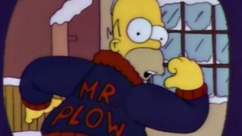 Image result for mr plow