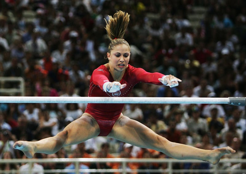 Georgia gymnastics tab star of the past as new coach