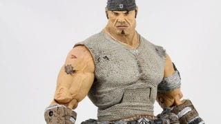 Illustration for article titled A Gears of War 3 Figure to Close out the Trilogy With