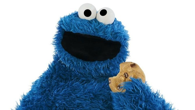 Let Cookie Monster Be Your Life Coach