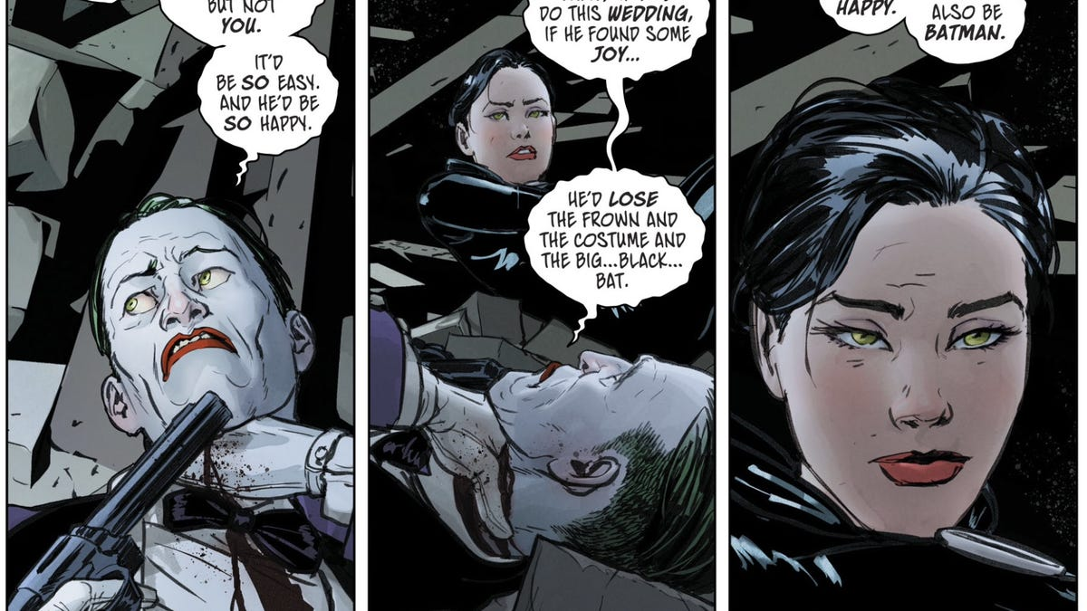 Batman and X-Men Gold deliver a double dose of wedding
