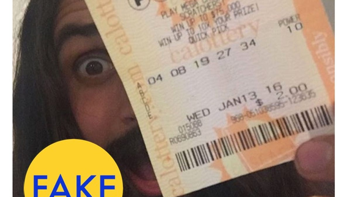 69 Viral Images From 2016 That Were Totally Fake