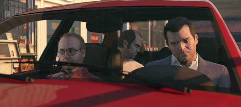 Illustration for article titled Ver Grand Theft Auto V a 60 FPS es una experiencia gloriosa