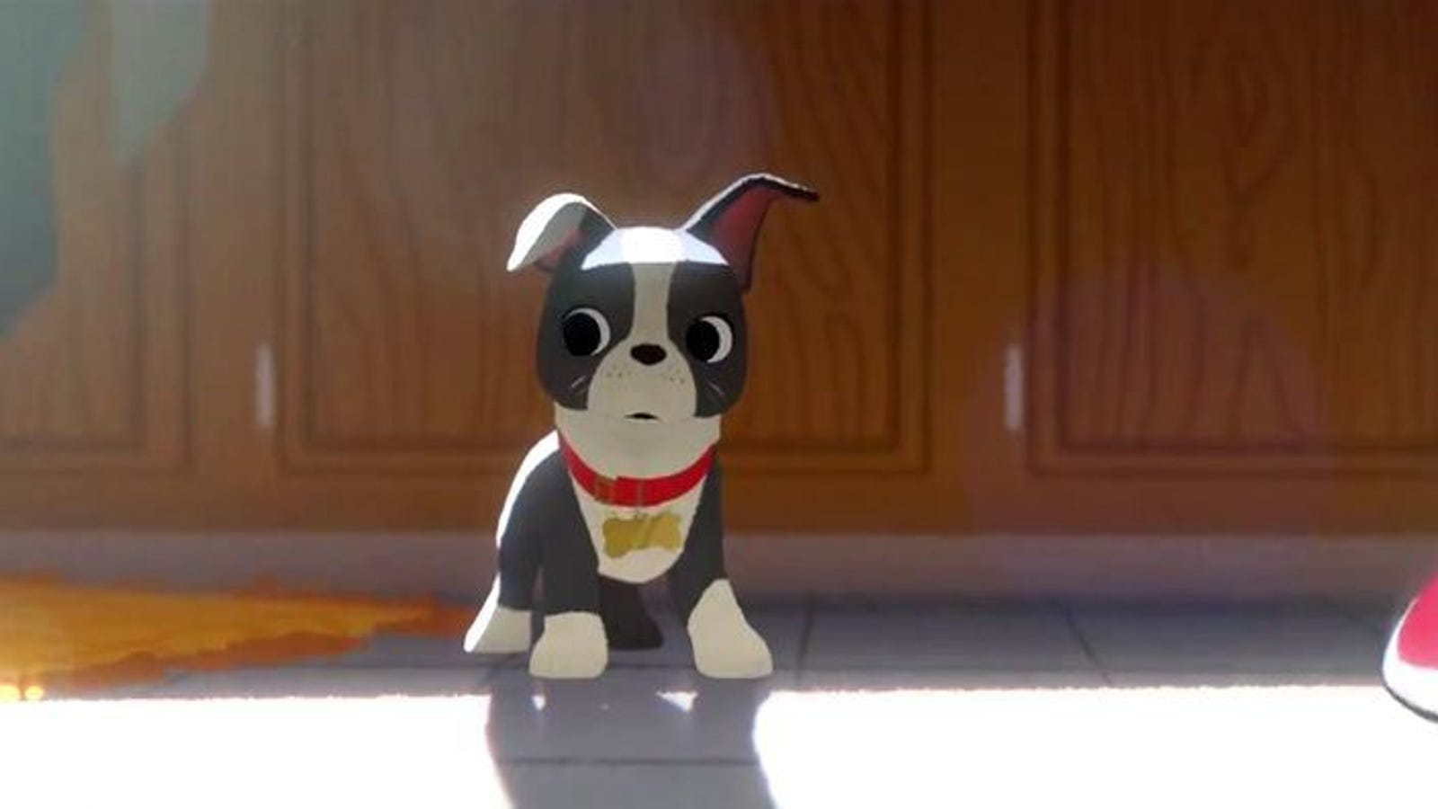 Ya puedes ver Feast, el genial corto animado ganador de un Oscar