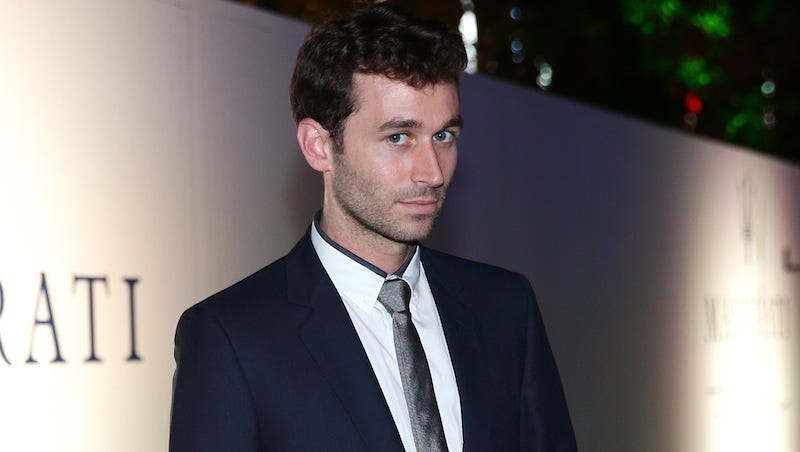 Illustration for article titled James Deen Wins Two 'Porn Oscars' Amid Rape Accusations