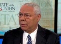 Colin Powell on CNN