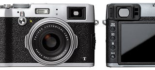 Illustration for article titled Fujifilm x100t: The Retro Compact Gets Some Subtle Improvements