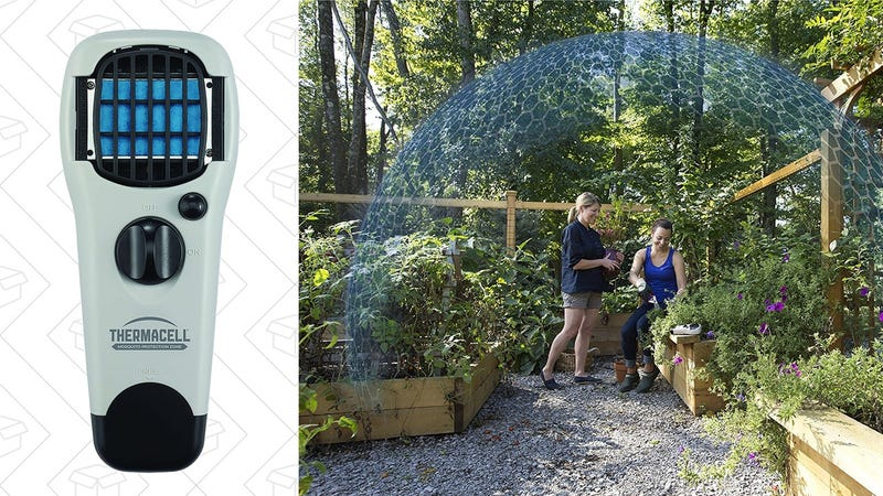 Thermacell Mosquito Repeller, $21
